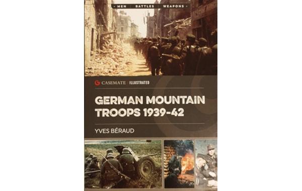 German Mountain Troops 1939-42