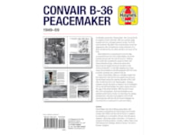 Haynes Convair B-36 Peacemaker back