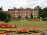 The exterior of the Manor today