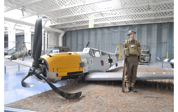 IWM Duxford opening properly in May