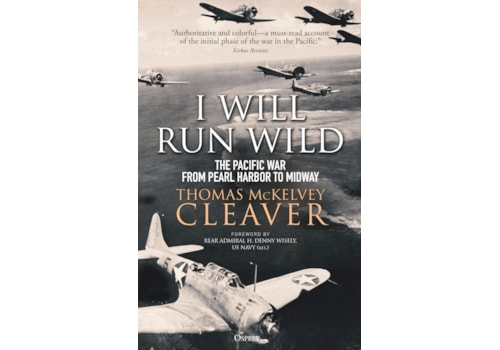 I Will Run Wild by Thomas McKelvey Cleaver