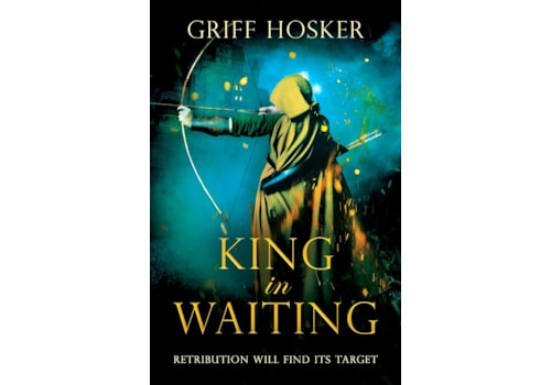 King in Waiting - new historical novel released
