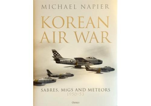 Korean Air War by Michael Napier