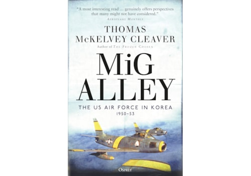 MiG Alley - the US Air Force in Korea