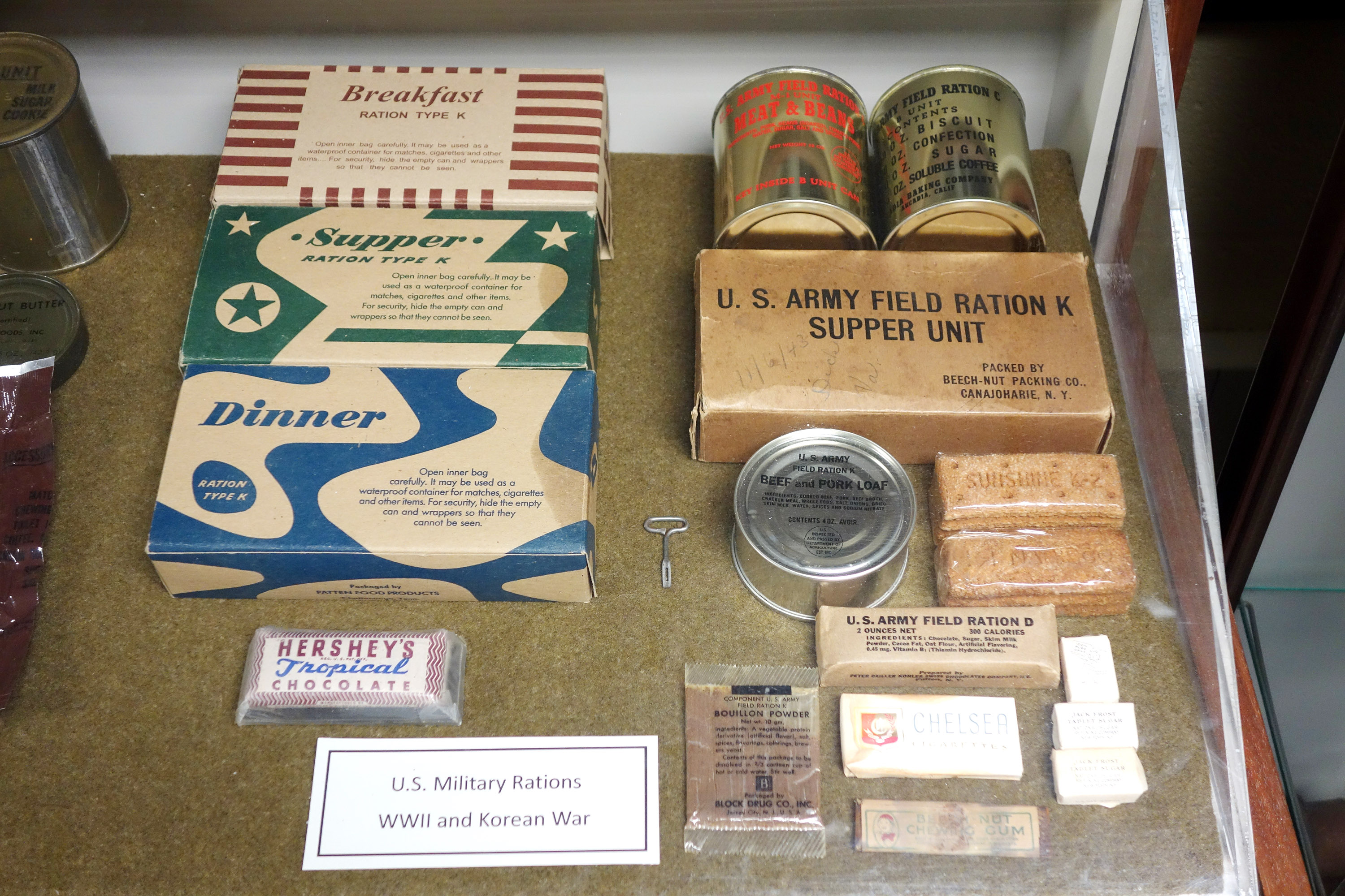 Military K-rations