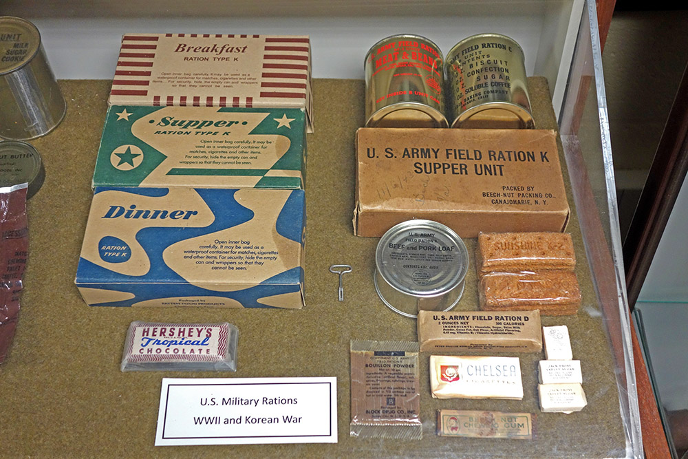K-rations in museum condition are a rare find