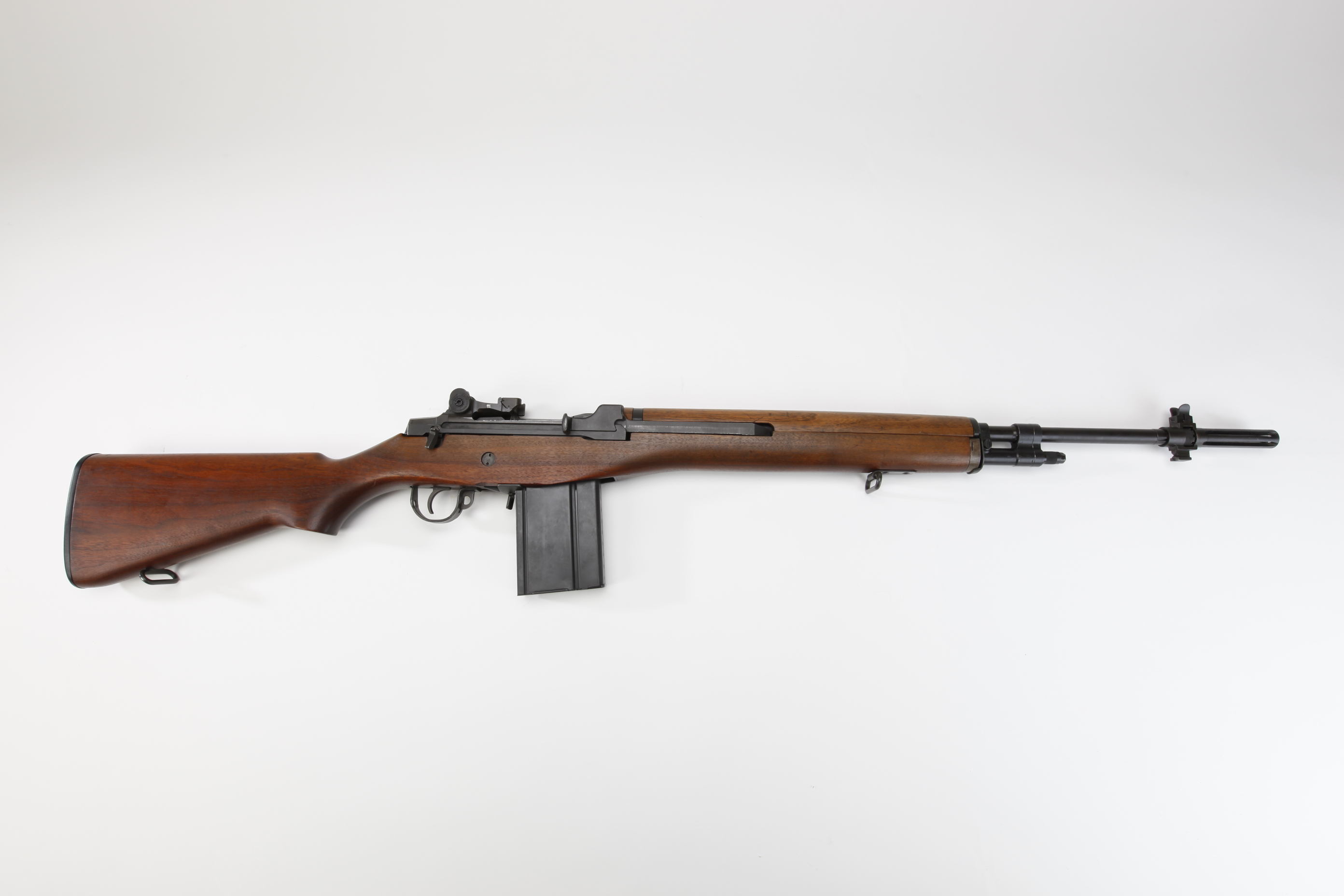 The M-14 was initially the rifle of the US military in Vietnam but by 1967 had been replaced by the M-16A1
