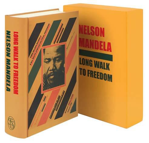 The Nelson Mandela autobiography