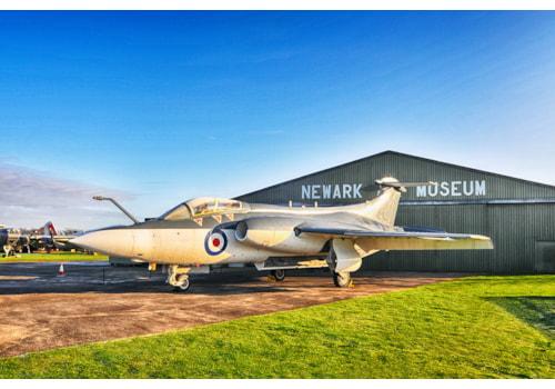 Newark Air Museum will open in December