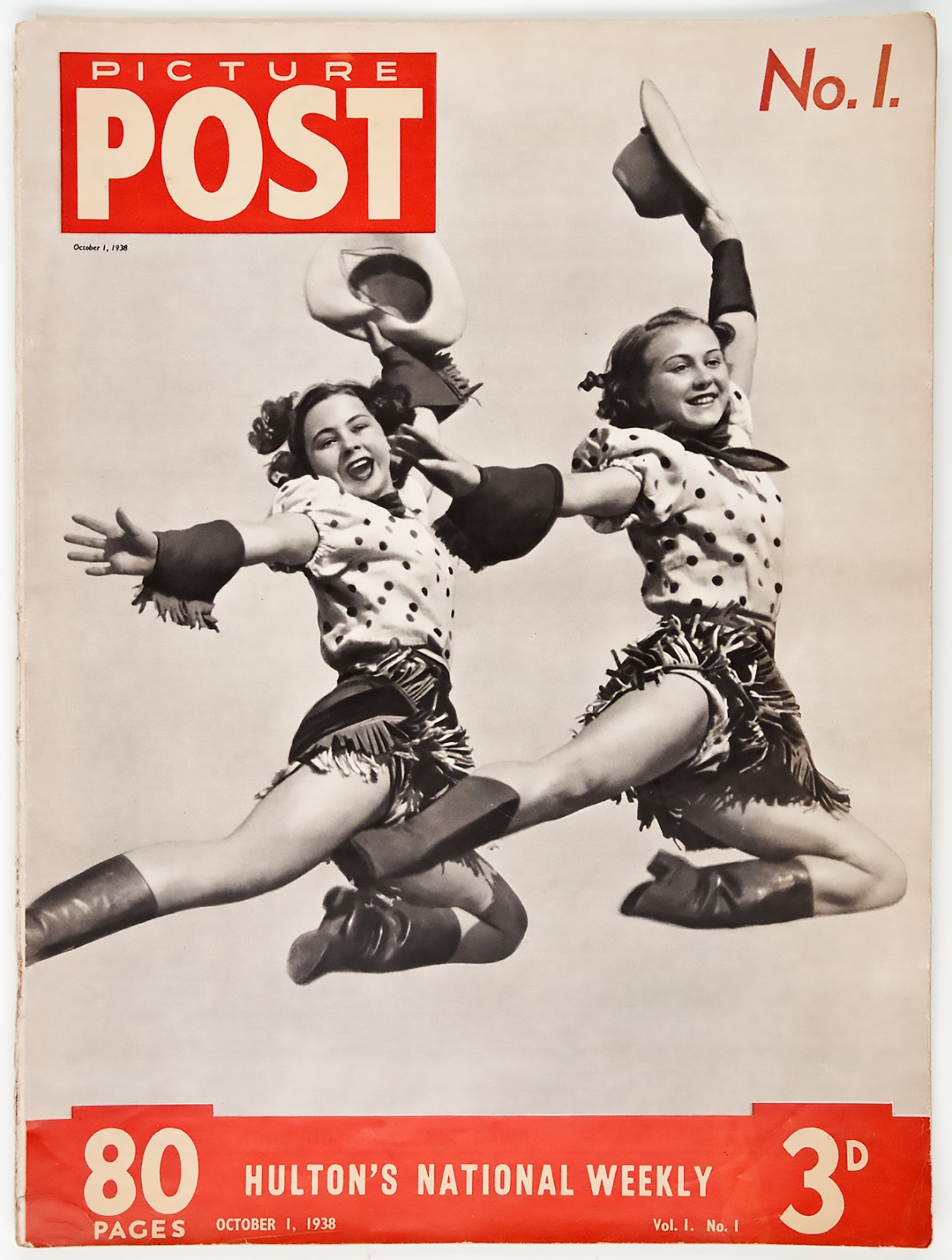 The first issue of Picture Post