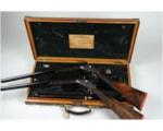 Pair of guns for Maharaja of Jodhpur