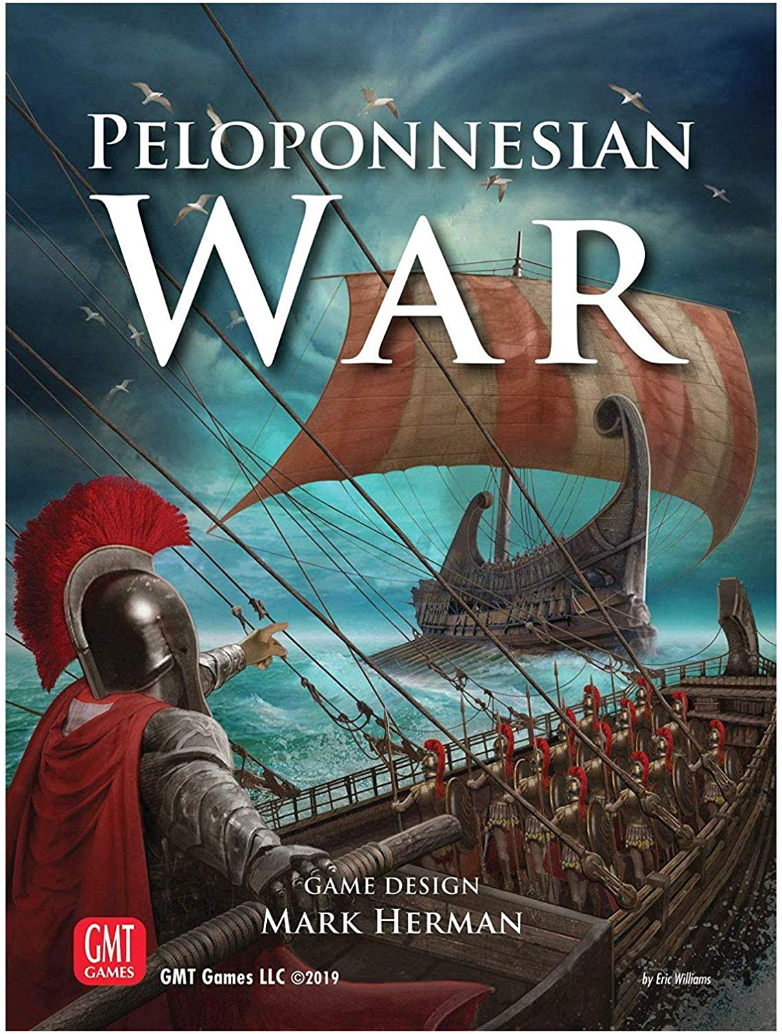 The Peloponnesian War - try saying that after a few sherries