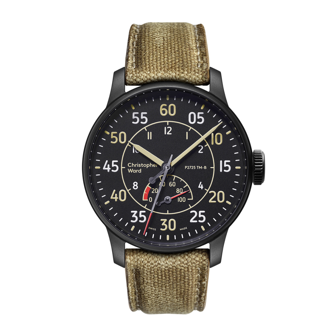 Commemorative watch for RAF 100 - Militaria History