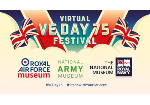 Virtual VE Day 75 Festival