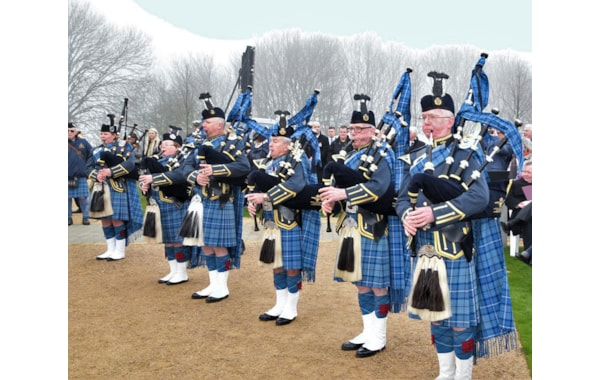 RAF Waddington Pipes & Drums