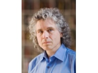 Psychologist and author Steven Pinker