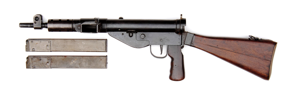 The Sten SMG - Militaria History