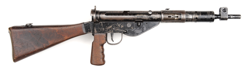 The Sten SMG