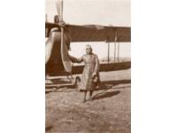 Sgt William Clarke, the first black pilot in the RFC