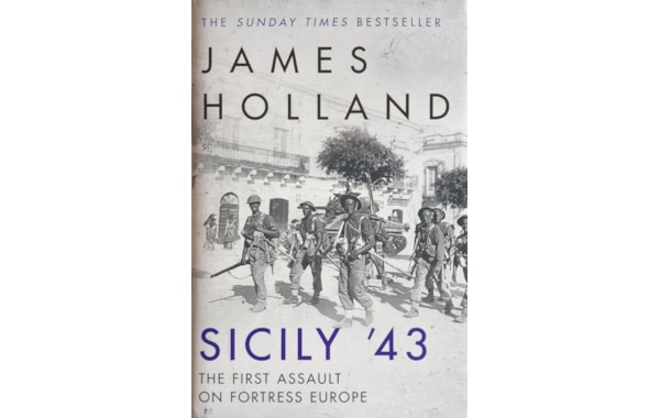 The invasion of Sicily in 1943