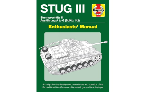 StuG III manual from Haynes