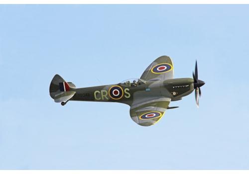 Supermarine Spitfire Mk XVI (Chowells CC BY-SA 2.5)
