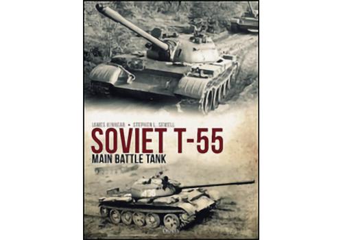 Soviet T-55 Main Battle Tank book