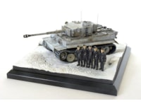 Model of the Tiger 1 is also available