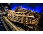 The Mary Rose (photographer: Johnny Black)