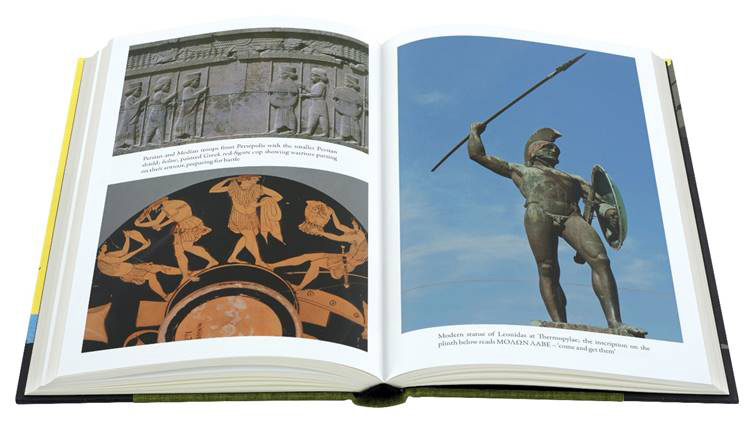 Thermopylae retells the story of the Spartans against the Persians