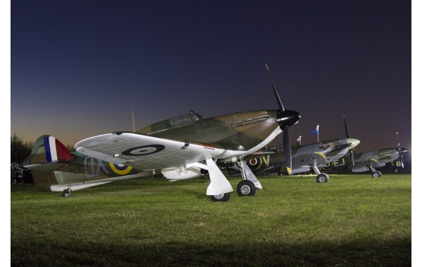 Night at the Tank Museum is coming up