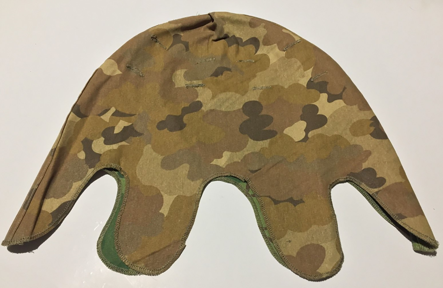 Mitchell camouflage originally came in spring and fall colors, but the fall color scheme went by the wayside