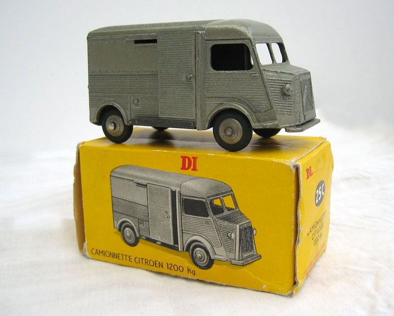 Military truck with box