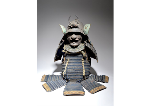 Edo period Japanese armour at Woolley and Wallis auction