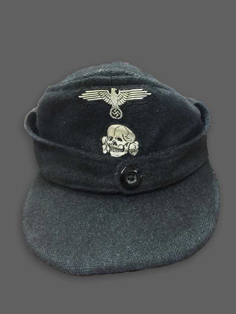 The cap of the Panzer crew