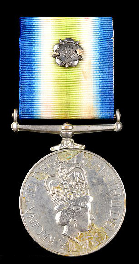 South Atlantic campaign medal