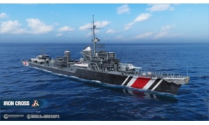 German Destroyers now added to World of Warships