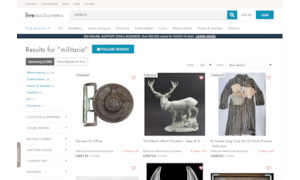 Live Auctioneers has been hacked - change your password now