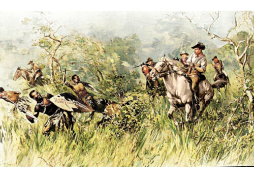 Heavily outgunned by colonial troops Bambatha's rebels avoided the old mass attacks traditionally favoured by the Zulu armies and instead fought a guerrilla war from the bush