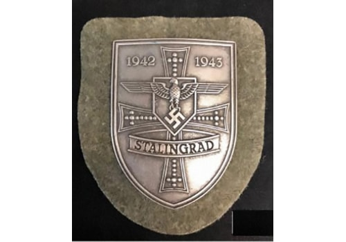 Stalingrad shield design