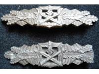 German Close Combat clasps