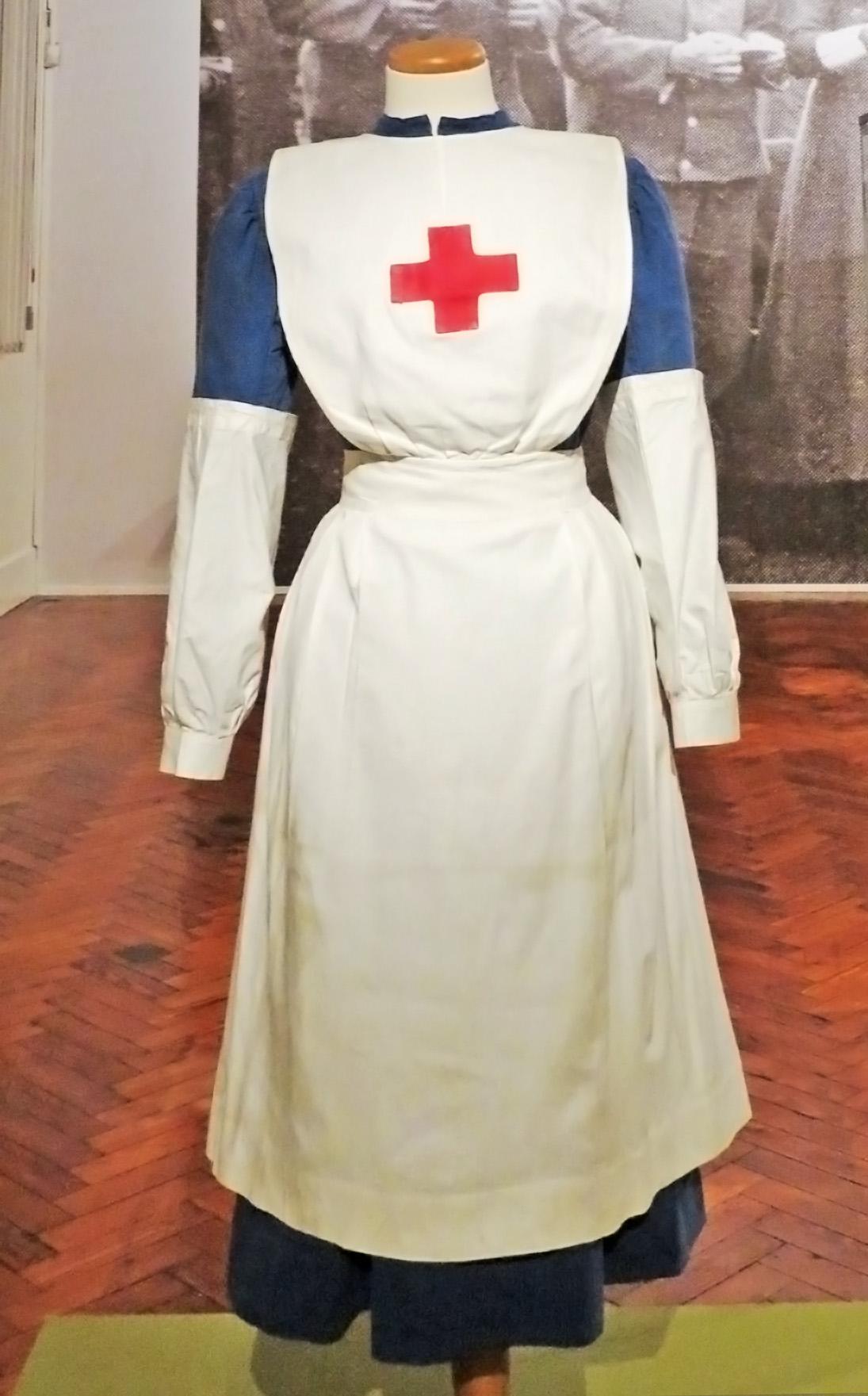 Red Cross VAD uniform