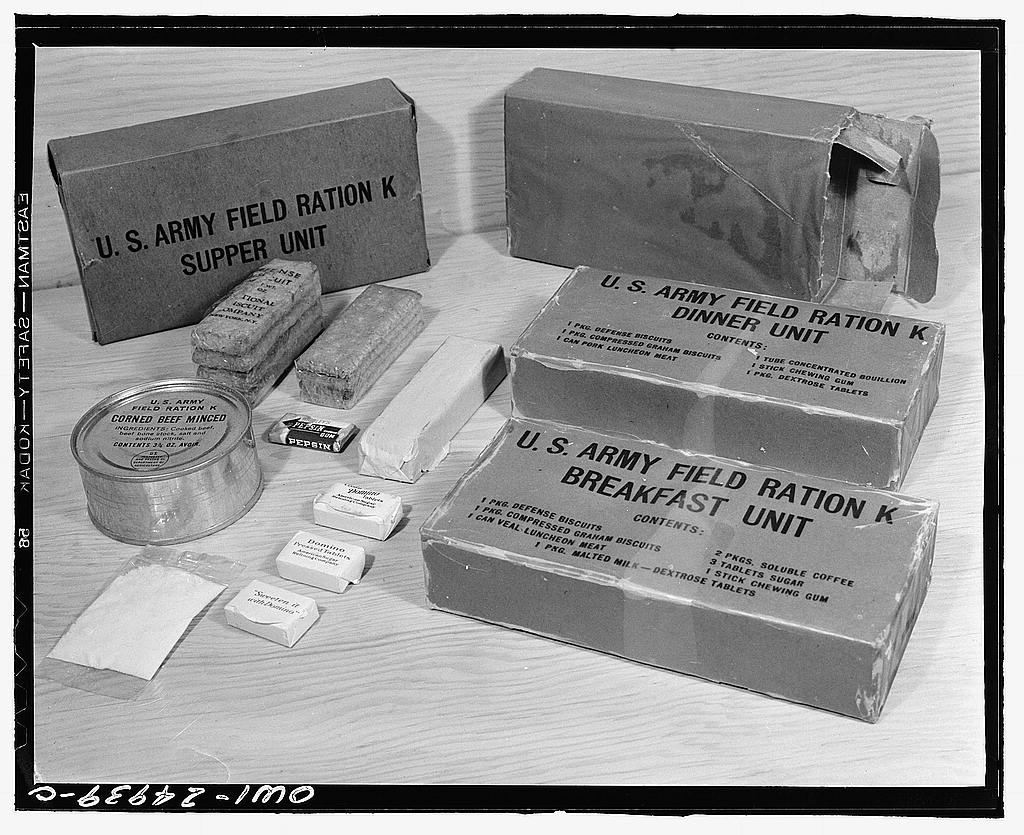 An early Type I K-ration (1943)