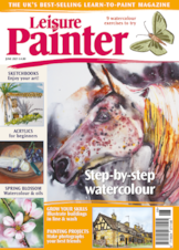 Leisure Painter Latest Issue Front Cover