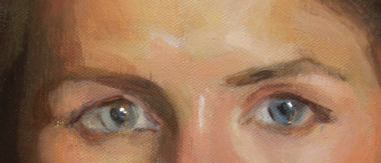 KB blue eyes