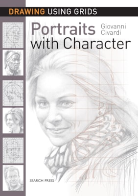 Drawing Using Grids Portraits with Character