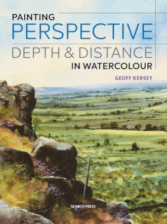 Painting Perspective, Depth & Distance in Watercolour