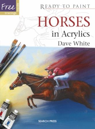 Ready to Paint Horses