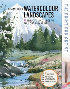 The Paint Pad Artist Watercolour Landscapes