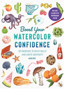 Watercolour confidence